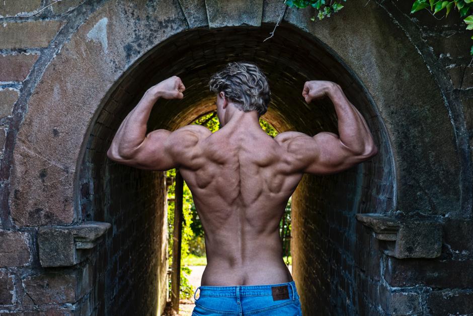 Aidan Brodell UKBFF Bodybuilder diabetic